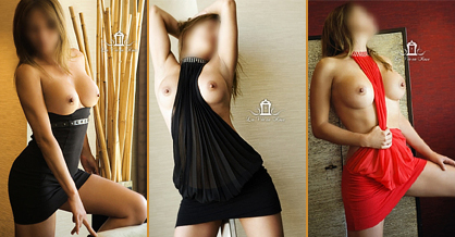 Daniela new Escort at La Vie en Rose Barcelona Relax & Massage Center