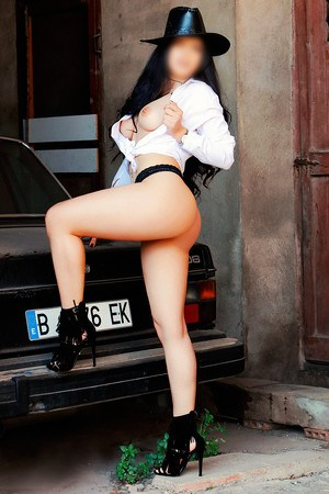 Kitty escort ucraniana en Barcelona