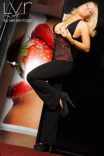 Lorena, una colombiana insaciable