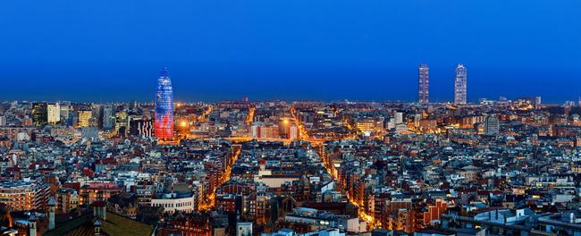 Cómo se vive la noche en Barcelona
