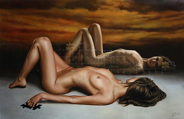 Venus devenue chaire.