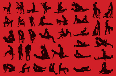 Do you know the best Kamasutra's positions?