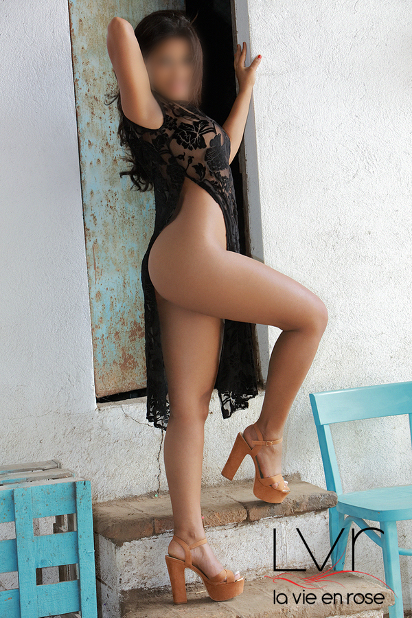 Jade dominican escort in Barcelona