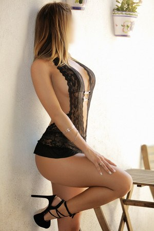 Elena spanish escort in Barcelona