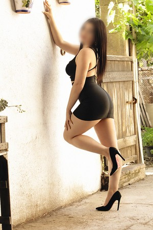 Ari spanish escort in Barcelona