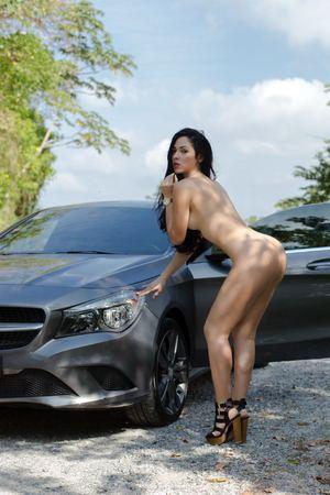 Samira escort latina en Barcelona
