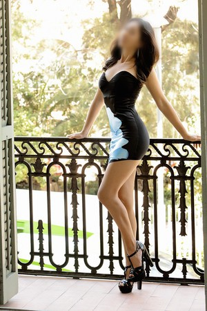 Sharon escort colombiana en Barcelona