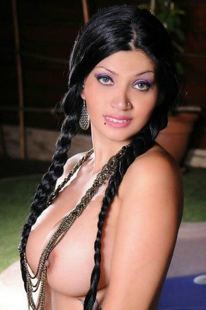 Valentina escort colombiana a Barcellona