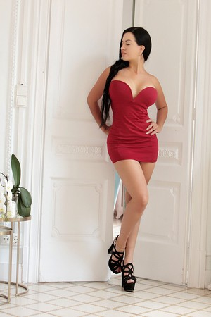 Kary escort colombiana en Barcelona