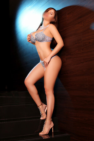 Paulina colombian escort in Barcelona