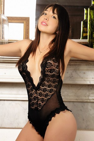 Karol colombian escort in Barcelona