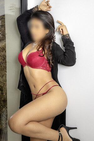Candela escort colombiana en Barcelona