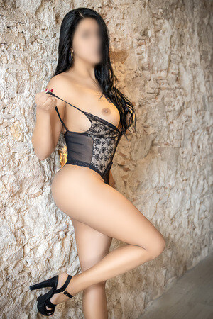 Tania colombian escort in Barcelona