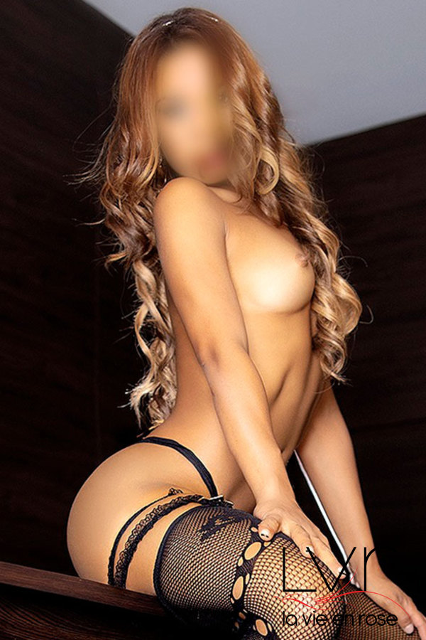 Nicky escort brasiliana a Barcellona