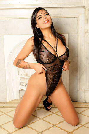 Sabrina brazilian escort in Barcelona