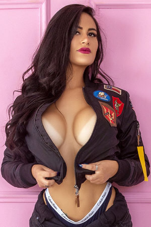 Naomi  mexican escort in Barcelona