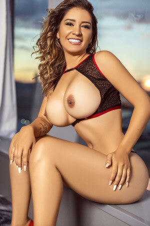Claudia escort colombiana a Barcellona
