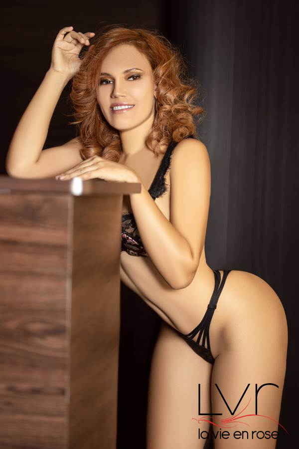 Candela colombian escort in Barcelona