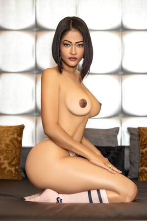 Juliana escort colombiana en Barcelona