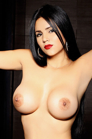 Carolina escort colombiana a Barcellona