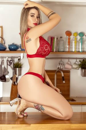 Lucia colombian escort in Barcelona