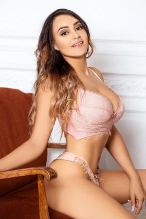 Brenda escort colombiana en Barcelona