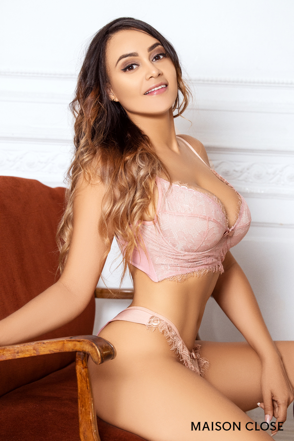 Brenda colombian escort in Barcelona