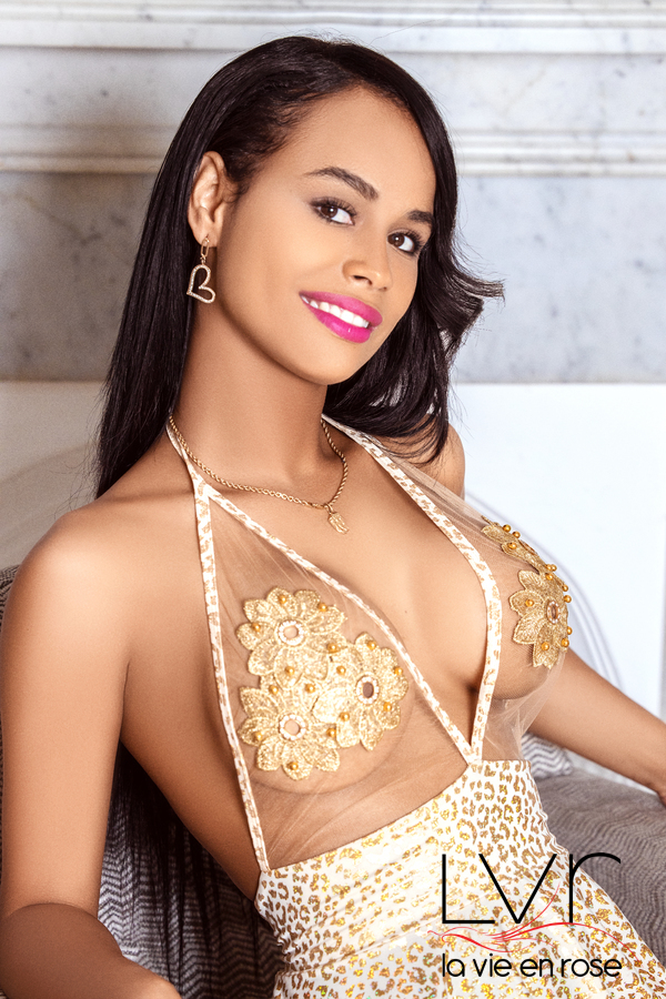 Giannina colombian escort in Barcelona