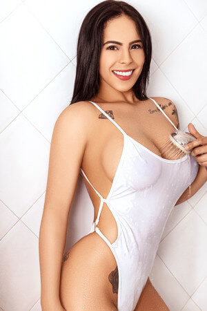 Annie dominican escort in Barcelona
