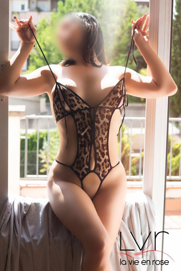 Nicole, Venezuelan luxury escort 30 years old for deep throat in Barcelona