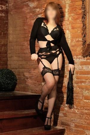 Barbara russian escort in Barcelona