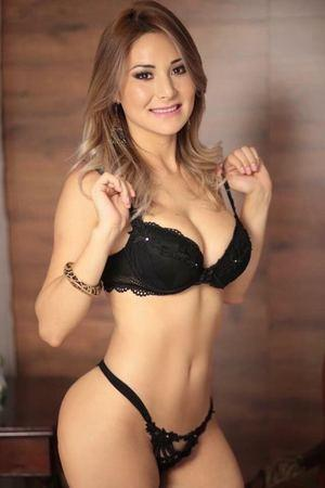 Patricia brazilian escort in Barcelona