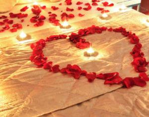 Camera Chambre Romantique